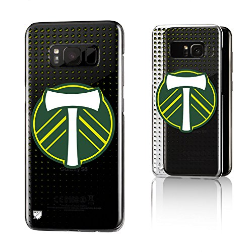 Portland Timbers Galaxy S8 Clear Case MLS