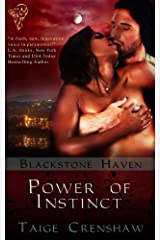 Power of Instinct (Blackstone Haven Book 2) Kindle Edition
