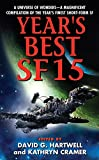 Year's Best SF 15 (Year's Best SF Series)
