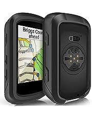 TUSITA Hoesje Compatibel met Garmin Edge 530 - Siliconen Bescherming Hoes Beschermhoes Huid - GPS Fietscomputer Accessoires