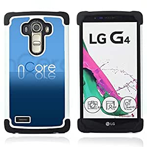For LG G4 H815 H810 F500L - Text blue torrent program letters Dual Layer caso de Shell HUELGA Impacto pata de cabra con im??genes gr??ficas Steam - Funny Shop -