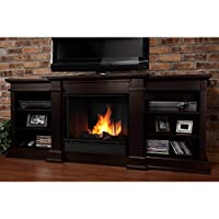 Real Flame Fresno Ventless Gel Fireplace...