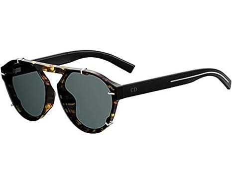 4cf5362c3be Amazon.com  Dior Black TIE 254S Havana Black 62 15 150 Men ...