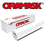 Oracal ORAMASK 811 Stencil Film 24 Inch x 150 Foot Roll