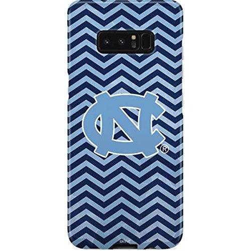 University of North Carolina Galaxy Note 8 Case - North Carolina Chevron Print | Schools & Skinit Lite Case -