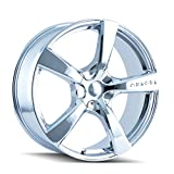 Touren TR9 3190 Chrome Wheel (18x8''/10x120mm)