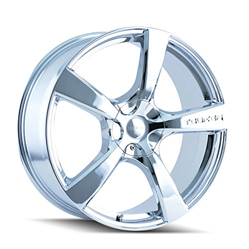 Touren TR9 3190 Chrome Wheel (17x7/10x100mm) (Ls430 Wheel Alloy Lexus)