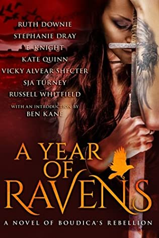 book cover of A Year of Ravens