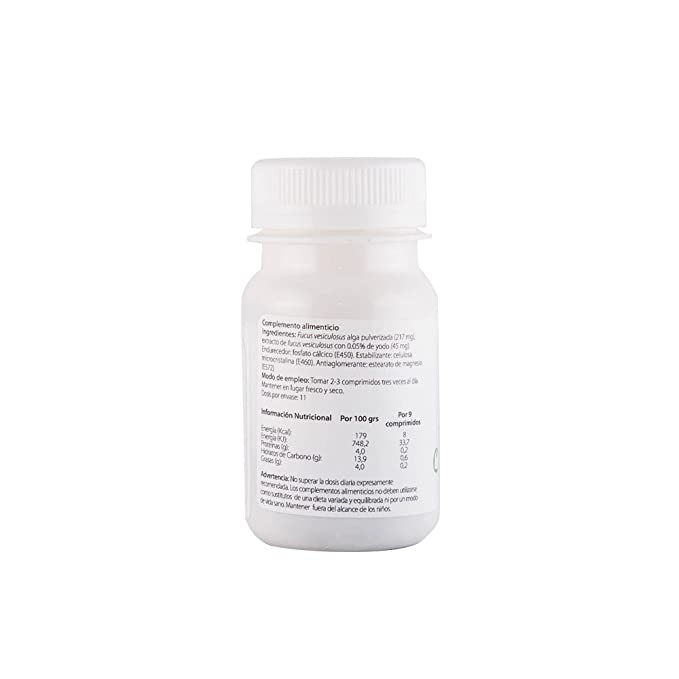 H4U - H4U Fucus 100 comprimidos de 500 mg: Amazon.es: Salud y cuidado personal