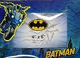 Batman - Magnetic Picture Frame (4x6 In) Newborn, Kid, Child, Children, Infant, Baby