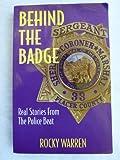 Behind the Badge, Rocky Warren, 1888644494
