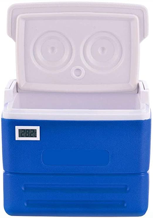 Caja fría, refrigerador / congelador portátil Mini caja del ...