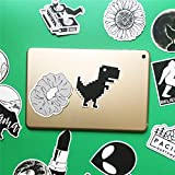Cute Stickers(100Pcs),Laptop and Water Bottle Decal Aesthetic Sticker Pack for Teens, Girls, Women Vinyl Stickers Waterproof