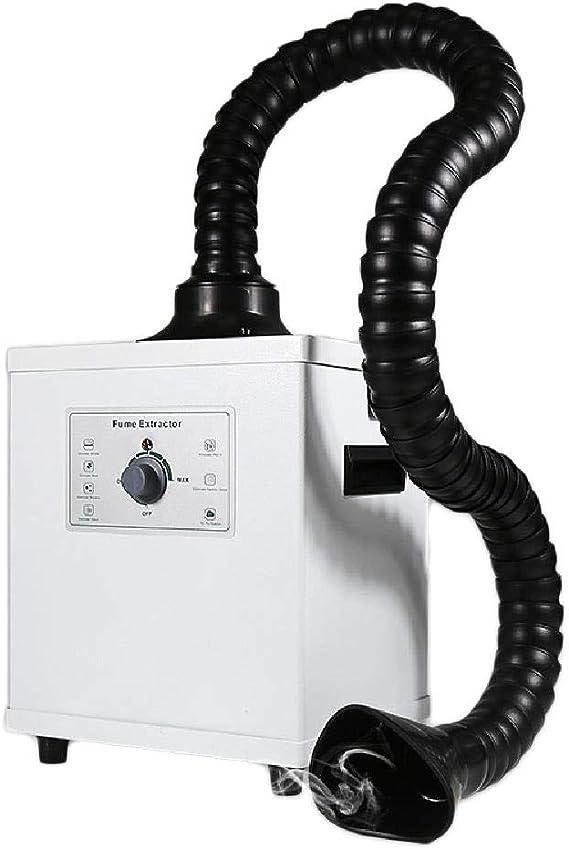 Solder purificador de humo soldador electrónico instrumento fumar ...