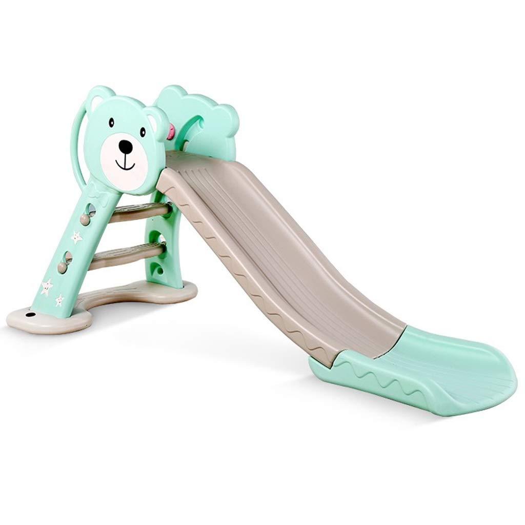 Freestanding Slides Boy Girl Bedroom Extended Slide Children's Room Combination Small Slide Plastic Household Slide Playground for Children's Room Home Baby Game Toy Folding Slide
