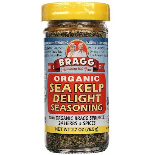 Bragg BG11149 Bragg Sea Kelp Seasoning - 12x2.7OZ