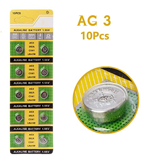 ag3 Button Battery - 3
