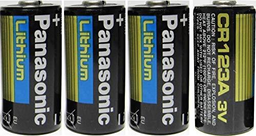 panasonic lithium battery cr 123a - 9