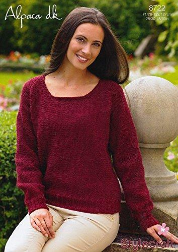 Alpaca Sweater Patterns - 8