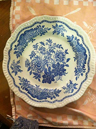 Dinner Plate Room Blue Collection (Spode Blue Room Collection Dinner Plate 'Jasmine')