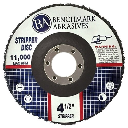 4-1-2-x-7-8-benchmark-abrasives-paint-rust-stripping-cup-wheel-10-pack