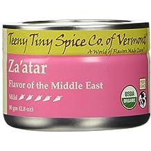 Teeny Tiny Spice Co. of Vermont Organic Za'atar, 2.8 Oz
