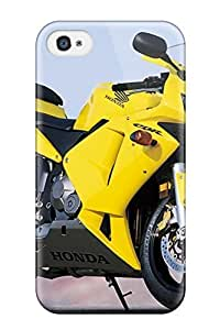 Iphone 4/4s Case Cover Motorcycles In Honda Case - Eco-friendly Packaging