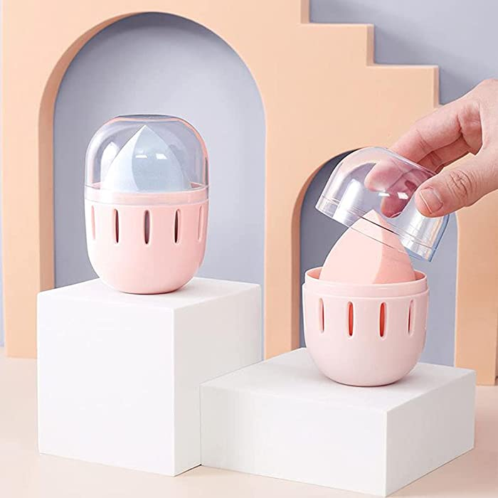 Updated 2021 – Top 10 Clear Beauty Blender