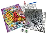 Royal & Langnickel Foil Paint by Number Butterflies Designed Painting Set