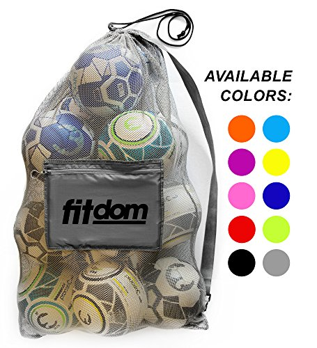 Bag Of Rugby Balls - 1