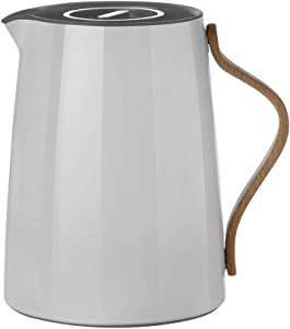 Stelton Emma Tea Vacuum Jug, 14 x 19 x 17.5 cm, Grey