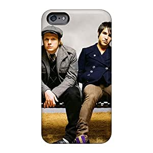 Scratch Resistant Hard Cell-phone Cases For Iphone 6 With Provide Private Custom High-definition Fall Out Boy Band FOB Skin Marycase88