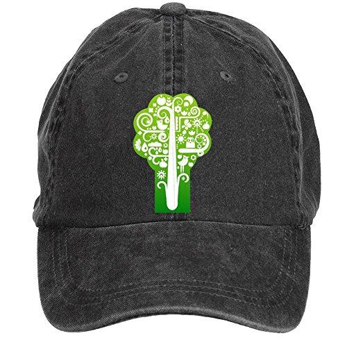 sungboys-unisex-mr-broccoli-sports-baseball-hats-caps
