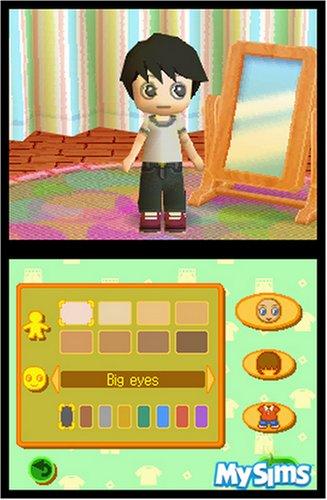MySims - Nintendo DS
