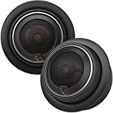 Infinity REF-275tx 135W Reference Series Edge-Driven Textile Car Tweeters, 3/4''