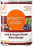 Cheap Dogswell, Vitality, Canned Food, Lamb & Sweet Potato, 13 oz