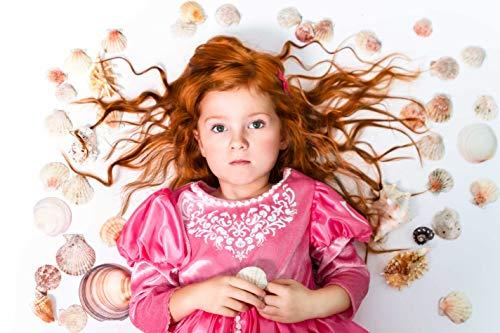 Little Adventures Mermaid Ball vestido de princesa disfrazarse para niñas (X-Large de 7-9 años)