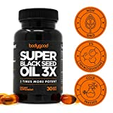 Best Black Seed Oils - Black Seed Oil 3X. Triple Potency with 3% Review