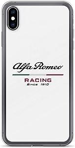 nasboy Alfa Romeo Racing Formula 1 2019 Case Cover Compatible for iPhone (6 Plus/6s Plus)