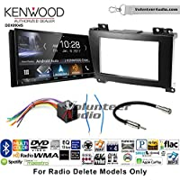 Volunteer Audio Kenwood DDX9904S Double Din Radio Install Kit with Apple CarPlay Android Auto Bluetooth Fits 2007-2009 Dodge Sprinter 2010-2014 Mercedes-Benz Sprinter