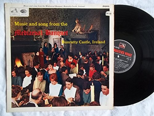 - BUNRATTY SINGERS Mediaeval Banquet at Bunratty Castle Ireland vinyl LP