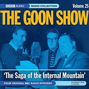 Goon Show, Volume 25 Radio/TV Program