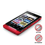 Celicious Matte Sony Xperia Sola Anti-Glare Screen Protector [Pack of 2]