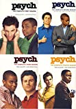 Psych- The Complete First Four Seasons (Seasons 1-4)