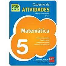 Caderno de Atividades. Alfabetização Matemática. 5º Ano