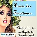 Poesie der Emotionen   Johann Wolfgang von Goethe,Paul Fleming