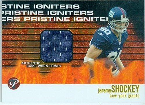 aaf295af1 Jeremy Shockey New York Giants Memorabilia