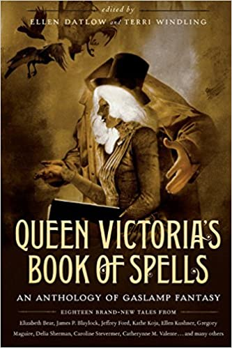 Image result for queen victoria's book of spells ellen datlow book cover