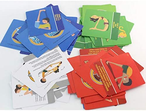 Amazon.com: JSGJZY Game Yoga Spinner Board Game Family/Party ...