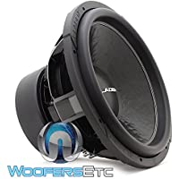 Gladen SQL15 EXTREME 15 1400W RMS 2-Ohm Subwoofer